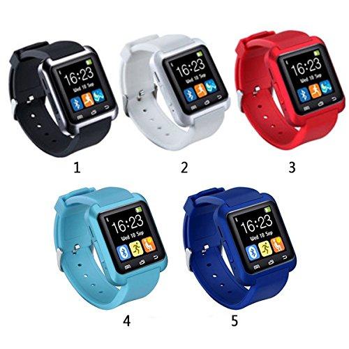 MacBerry-Apple-iPhone-6S-Compatible-Latest-U9-Bluetooth-Smart-Watch-Random-Color