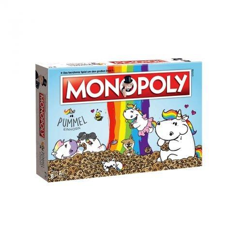 Pummeleinhorn Monopoly (Monopoly City Spiel)
