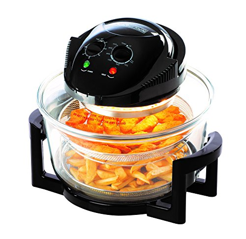 Fine Elements Deluxe Halogen Oven with All Accessories by Fine Elements