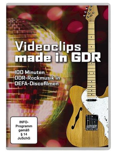 Videoclips made in GDR (DDR-Rockmusik in DEFA-Discofilmen)