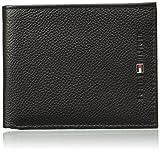 Tommy Hilfiger Black Men's Wallet (8903496110159)