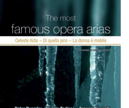 Most Famous Opera Arias Vol.3 [Import anglais]