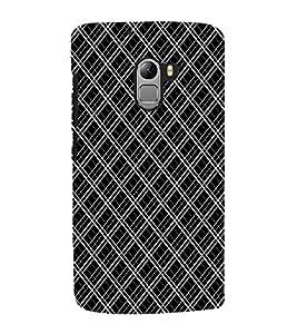 Ebby Premium 3d Desinger Printed Back Case Cover For Lenovo A7010/K4 Note (Premium Desinger Case)