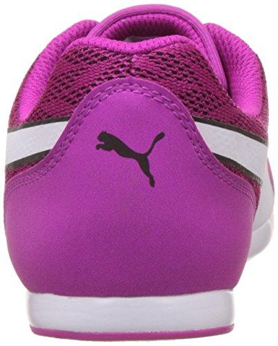 Puma Damen Modern Soleil Quill Sneakers Pink (ultra magenta-puma white 01)