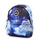 Hype Backpack Bag - Space Cloud Rucksack - Bags & Backpacks For Boys and Girls Women and Men - Space Cloud