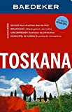 Baedeker Reiseführer Toskana: mit GROSSER REISEKARTE - Jürgen Sorges