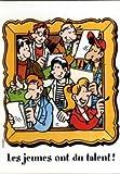 Telecharger Livres Margerin Caisse d Epargne Les jeunes ont du talent carte postale (PDF,EPUB,MOBI) gratuits en Francaise
