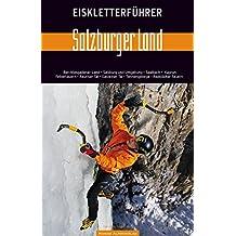 """Eiskletterführer """"Salzburger Land"""""""