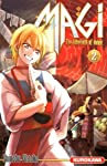 Magi - The Labyrinth of Magic Edition simple Tome 2