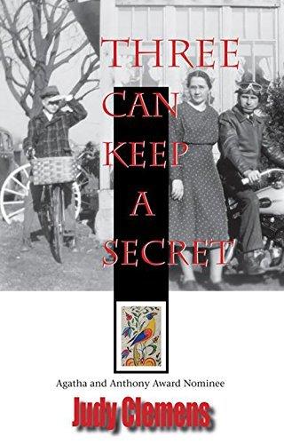 three-can-keep-a-secret-stella-crown-series-by-judy-clemens-2005-07-01