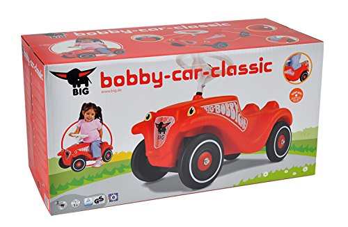 Big 800001303 Bobby Car Classic, rot - 3
