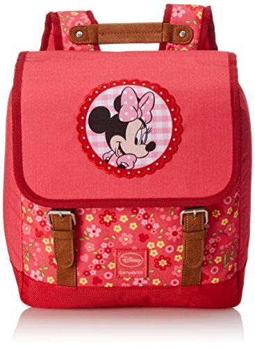 Disney By Samsonite Stylies Zaino S+ Prescolastico Minnie, Poliestere, 11 ml, 32 cm