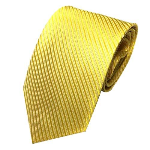 SALLYDREAM Corbata tejida jacquard clásico para hombre Corbata tejida a rayas Corbata para hombres