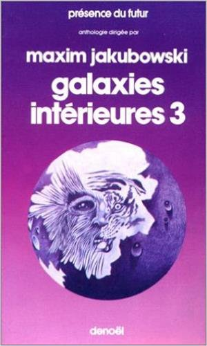 Galaxies interieur 3 (anthologie de science fic) par M. Jakubowski