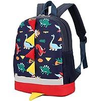 Kid Toddler Children Backpack Rucksack Dragon Dinosaur with Safety Leash Reins Harness Strap 1-3years