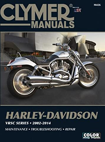 Clymer Harley-Davidson VRSC Series 2002-2007