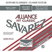 Savarez Cuerdas para Guitarra Clásica Alliance Cristal 571R cuerda suelta Mi1 Cristal standard