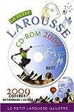 Le petit Larousse illustré - Coffret dictionnaire + CD-Rom (1Cédérom)