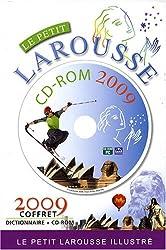 Le petit Larousse illustré : Coffret dictionnaire + CD-Rom (1Cédérom)