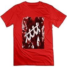 Three Days Grace One X Men's T-Shirt Red Mens XXXX-L