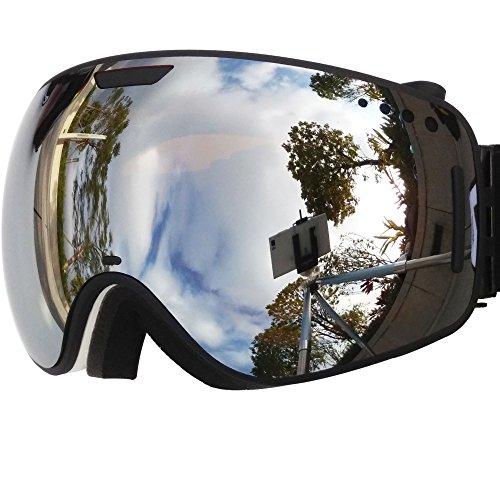 ZIONOR Lagopus X1 motos nieve Snowboard Skate gafas