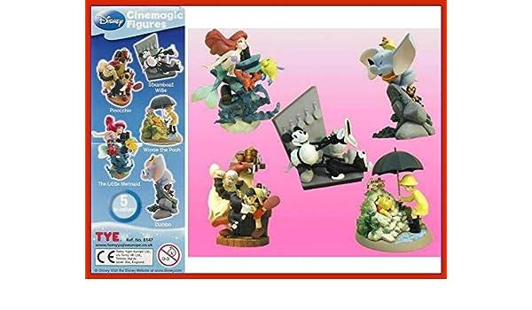 ACTION FIGURE Pinocchio Disney Cinemagic Figures