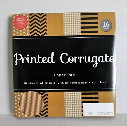 printed-corrugate-paper-pad-by-hobby-lobby
