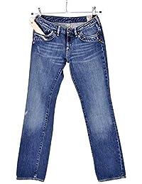 6ebbd8a3 Diesel Women's Straight Jeans Blue Denim Blue W29
