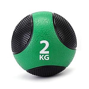 ZELUS Medizinball Slamball 2kg bis 8kg robuste strukturierte Oberfläche...