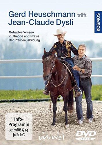 Reiten Jeans (Gerd Heuschmann trifft Jean-Claude Dysli [2 DVDs])