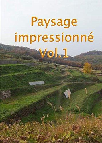 Couverture du livre Paysage impressionné Vol.1