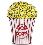 IMFFSE Aufblasbare Reihe des Aufblasbaren Popcornwassers, Swimmingpoolwasserspielwaren, Sommerfeststrandfeiertagswachsen und -Kinder