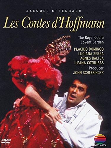 Offenbach, Jacques - Les contes d'Hoffmann / John Schlesinger, Georges Prêtre, Covent Garden (NTSC)