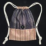Frida Bag 106 - Turnbeutel, Rucksack, Dirndl, Tracht, Handtasche für Dirndl und Lederhose, Gymbag aus München