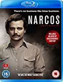 Narcos: Complete Season One - Blu-ray - ...