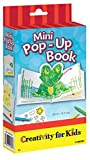 Creativity for Kids CFK1488 - Mini-Bastelset: Pop-up-Buch, Kinder-Bastelset