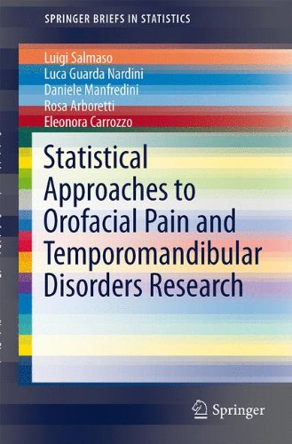 Statistical Approaches to Orofacial Pain and Temporomandibular Disorders Research (SpringerBriefs in Statistics)