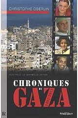 Chroniques de Gaza 2001-2011 Copertina flessibile