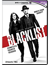 The Blacklist - Complete 4th Season [DVD]