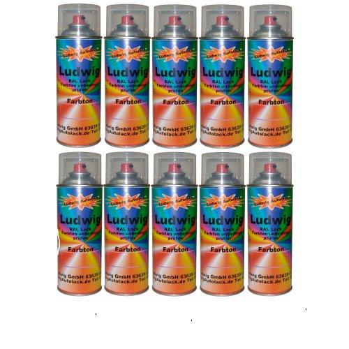 10-Spray-de-laque-Auto-Botes-400-ml-Brillant-RAL-7022-umbra-Gris