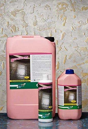 Naici supercera - cera professionale per pavimenti da 1 litro