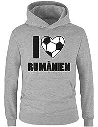 I LOVE RUMÄNIEN | EM | WM | Kinder Hoodie