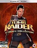 Tomb Raider: Lara Croft 4K Ultra HD + Blu Ray 2-Movie Collection / Region Free