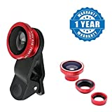 #5: Captcha 3 In 1 Universal Smart Phone Camera Lens (Color May Vary)