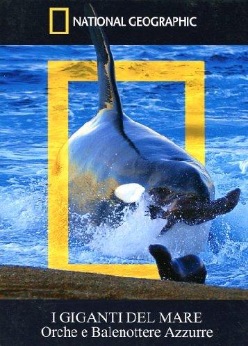 I giganti del mare Orche e balenottere azzurre
