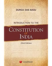 CONSTITUTION OF INDIA 23rd/E NEW