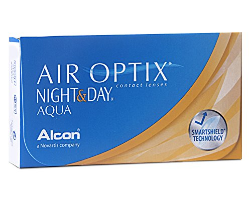 Air Optix Night & Day Aqua Monatslinsen weich, 6 Stück / BC 8.6 mm / DIA 13.8 / -1.75 Dioptrien - 2