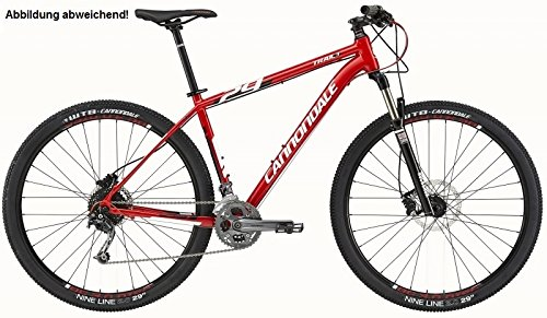 Cannondale Trail 3 27.5R Mountain Bike 2015 (Rot, XS/34.5cm)