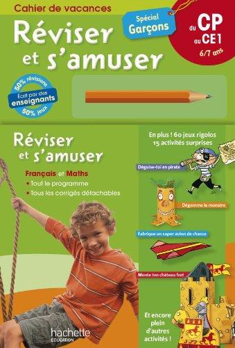 REVISER ET S'AMUSER - Garçons CP/CE1