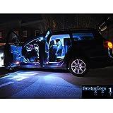 Passat B7 3C Kombi Variant - 11 LED SMD - Innenraumbeleuchtung Komplettset Beleuchtung Innenraum LEDs